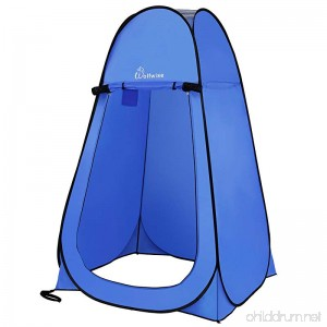 WolfWise Pop-up Shower Tent - B01AT3SZ36