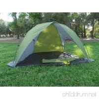 Genji Sports Instant Park and Beach Sun Shelter Apple Green - B01DSQXKXG