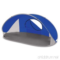 Picnic Time Manta Portable Pop-Up Sun/Wind Shelter - B0071IE8BQ