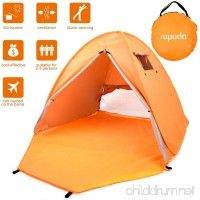 ROPODA Beach Tent Portable Pop up Sun Shelter-Automatic Instant Family UV 2-3 Person Canopy Tent for Camping Fishing Hiking Picnicing-Outdoor Ultralight Canopy Cabana Tents with Carry Bag1 - B077S2H4QX