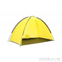 SEMOO Lightweight Beach Shade Tent Sun Shelter with Carry Bag - B00UTCHT1C