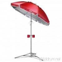 Wondershade Ultimate  Portable Sun Shade  Red - B005PBMLZG