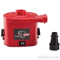 Coleman 4D Battery QuickPump Electric Pump - B00005JD3Z