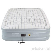 Coleman Premium Double High SupportRest Airbed w/Built in Pump - B00I1551AA