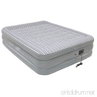 Coleman Premium Double High SupportRest Airbed w/Built in Pump - B00UFBEYRO