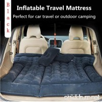 goldhik SUV Car Travel Inflatable Mattress Camping Air Bed Dedicated Mobile Cushion Extended Outdoor for SUV Back Seat - B078YJKKY5