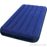 Intex Queen 8.75 Classic Downy Inflatable Airbed Mattress - B01JO1M940